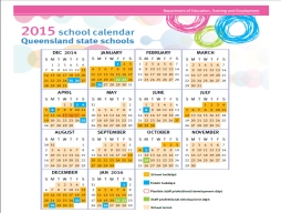 School Term Dates 2015